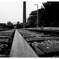 Spoorweg naar ..........