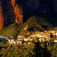 Murillo de Gallego avond licht