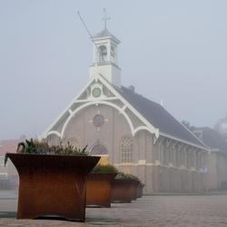 Misty morning in de Noordkop