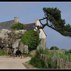 Huis aan de rots