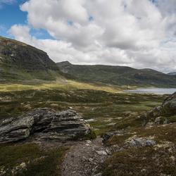 Groene vallei Noorwegen 2015