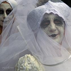 Niet zo jonge bruid