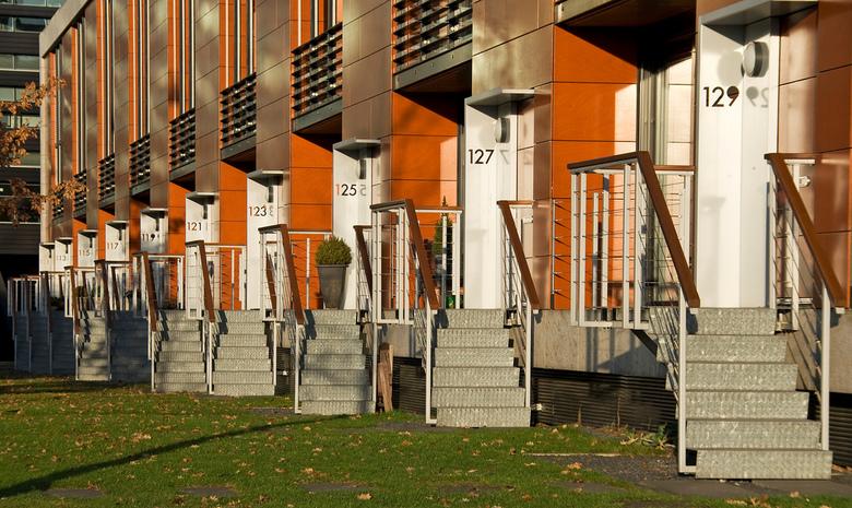 Deuren - Serie deuren in Breda