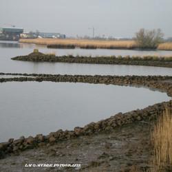 Langs de Hollandse IJssel.
