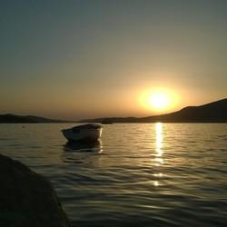 Kroatië avondzon (okrug)