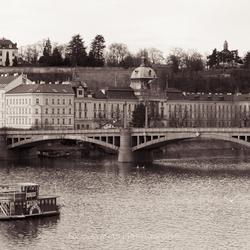 Praag Moldau