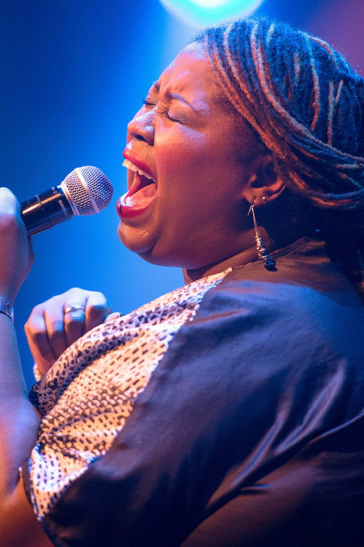Shirma Rouse - Shirma Rouse bij Holland Got Soul in Paradiso Amsterdam
