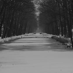 bevroren kanaal