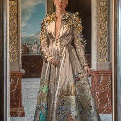 Portret van Mathilde
