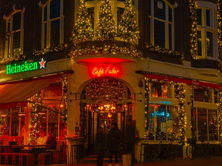 Café Faber in Nijmegen -