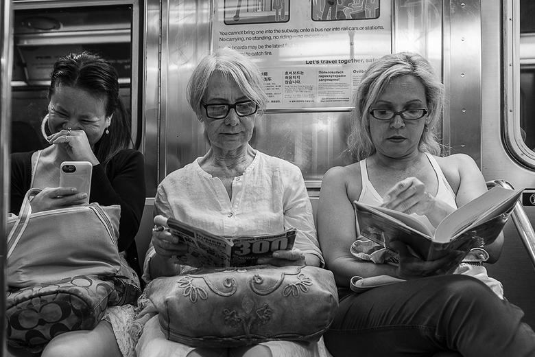 subway New York -