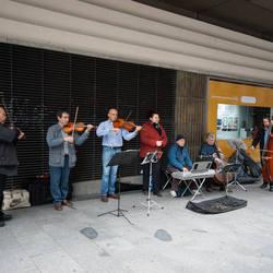 Altijd een zwak gehad voor straatmuzikanten