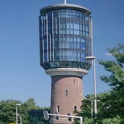 Watertoren Bussum.
