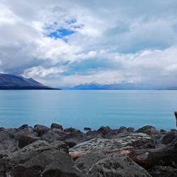 Lake Pukaki - Nieuw Zeeland 130