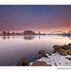 Winter in Hasselt (overijssel) - 2