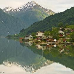 Fjærland Noorwegen