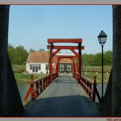 Poort en vestingbrug van Bourtange
