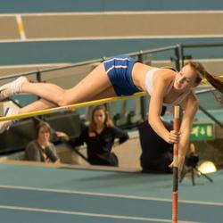 NK Indoor atletiek Apeldoorn