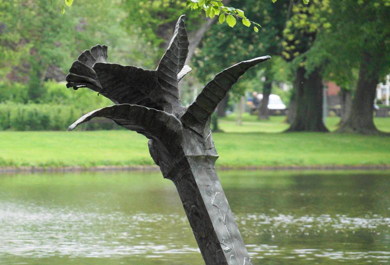 Kunst  - Kunst in het park