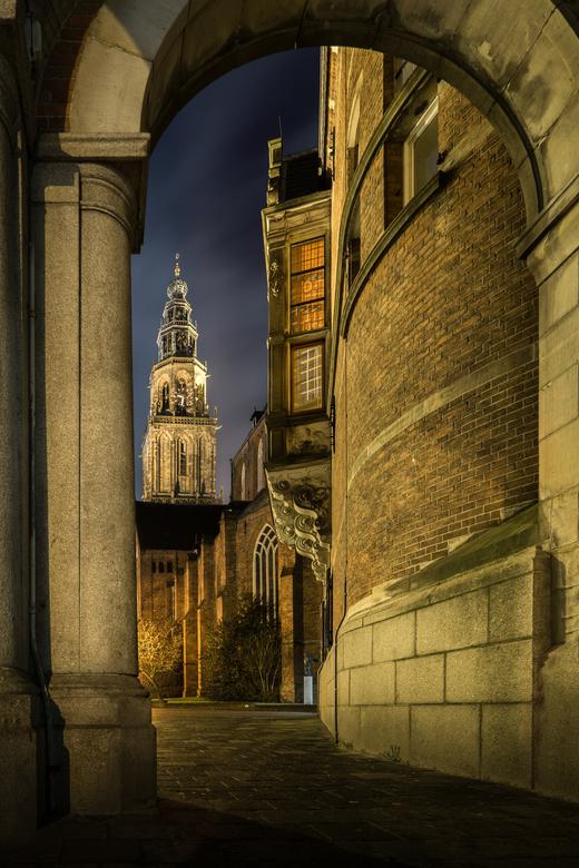 Martinikerk. Groningen