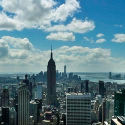 Empire State Building/Skyline Manhattan