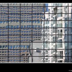 Rotterdam in spieglingen