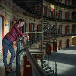 Prison life..