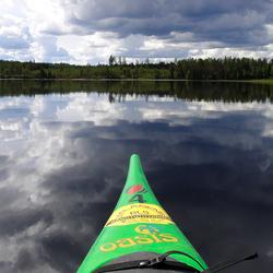 Kanosurvival in Zweden