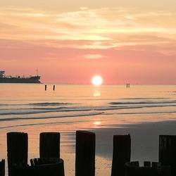 #Zoutelande, #zonsondergang, #kust, #rust