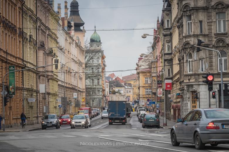 Big city 2 - Historisch Olomouc in Tsjechie.