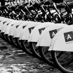 Antwerpse fietsen