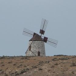 Spaanse molens