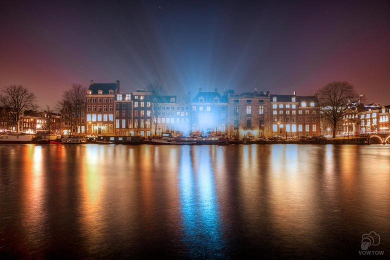 Amsterdam Light Festival - Amsterdam Light Festival 2013<br /> <br /> Long Exposure