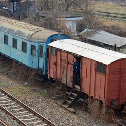 Deze trein vertrekt niet meer...