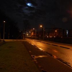 Nacht foto