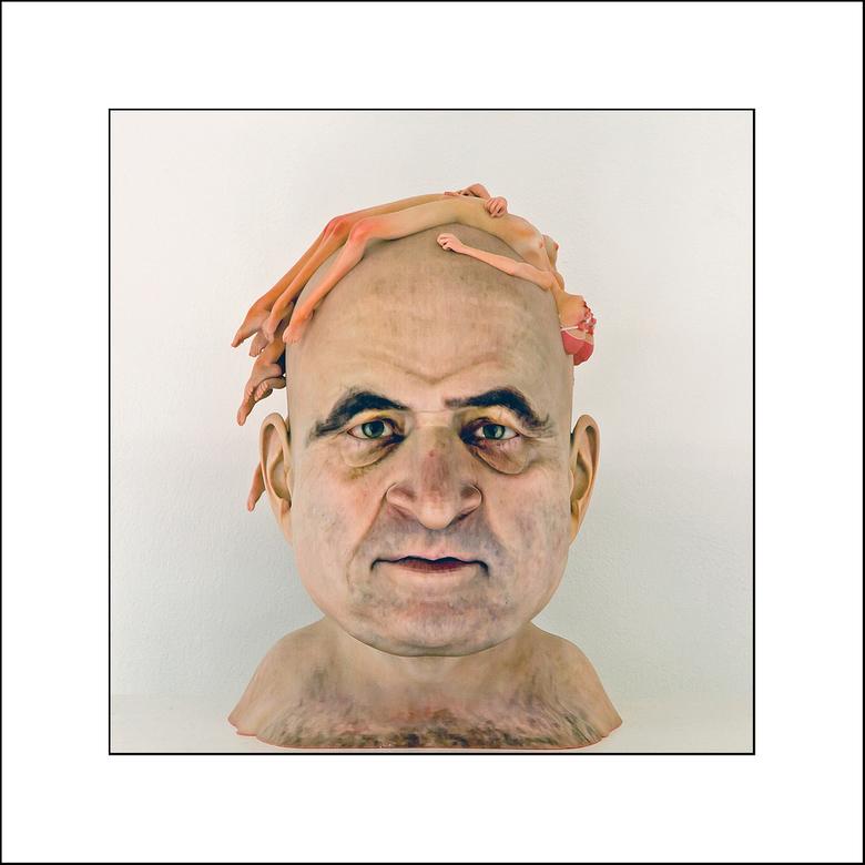 3D kunst - Meer info: http://i.materialise.com
