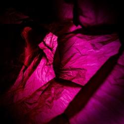 Roze abstracte foto