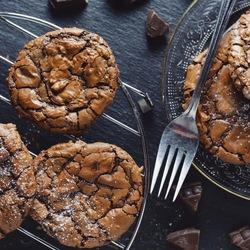 Belgian Chocolate Cookies