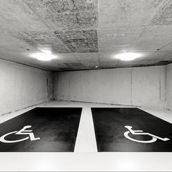 Groningen, parkeergarage Forum (3)