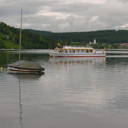 Titisee Duitsland.