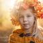 Little queen of Fall...