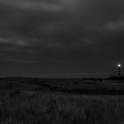 Ameland by night