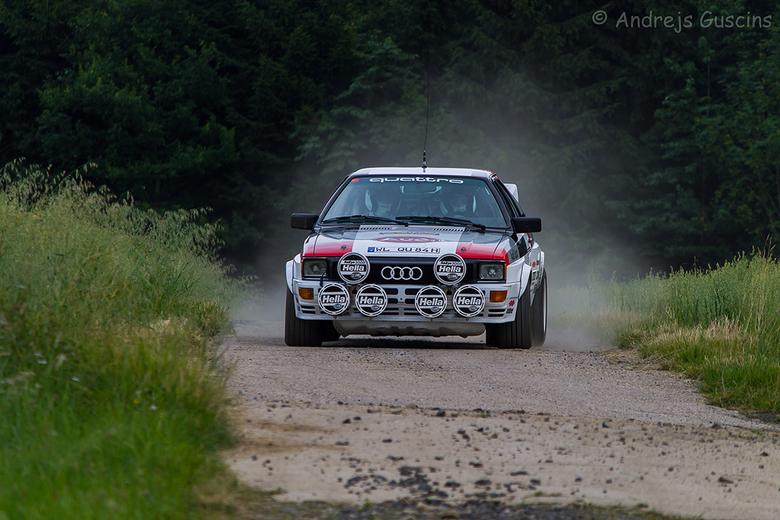 Quattro - 1982 - Audi Quattro - Group 4<br /> <br /> Eifel Rally Festival 2016<br /> <br /> Thiele Rallye Team
