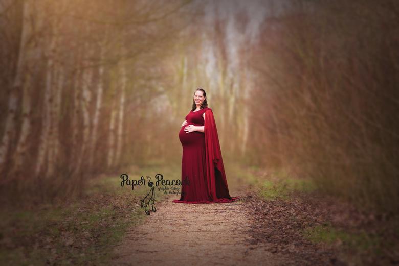 Zwangerschapsshoot Kirsten