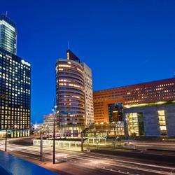 Rotterdam  - Wilhelminakade - Maastoren