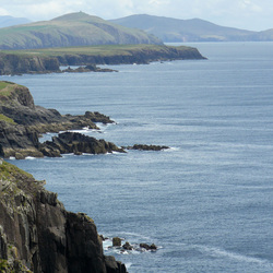 Kliffen op Dingle