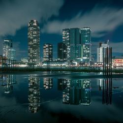 Reflecting Rotterdam