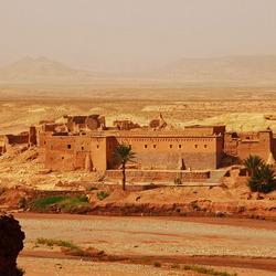 Warmte in zuid Marokko