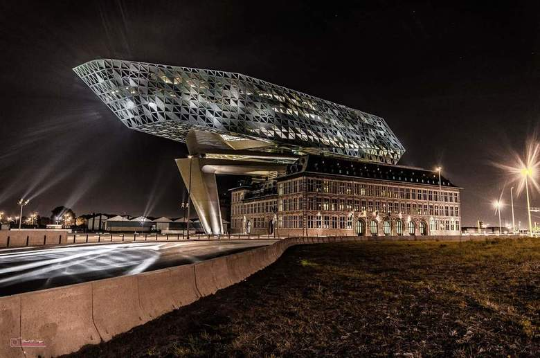 Antwerpen by night -