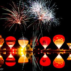 Nightglow Twente Ballooning